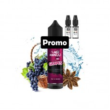 Promo Grapes + 2 shot-uri de nicotina