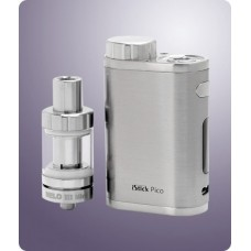 Kit Eleaf iStick Pico + Melo 3 Mini Silver