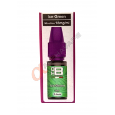 Lichid Ice-Green 10ml 18% Nicotina