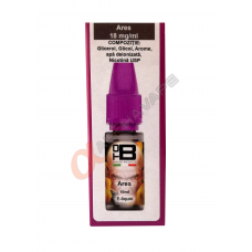 Lichid Ares 10ml 18% Nicotina